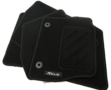 Ford 1719616 Genuine Front and Rear Carpet Mats Amazon.co.uk Car u0026 Motorbike  sc 1 st  Amazon UK & Ford 1719616 Genuine Front and Rear Carpet Mats: Amazon.co.uk: Car ... markmcfarlin.com