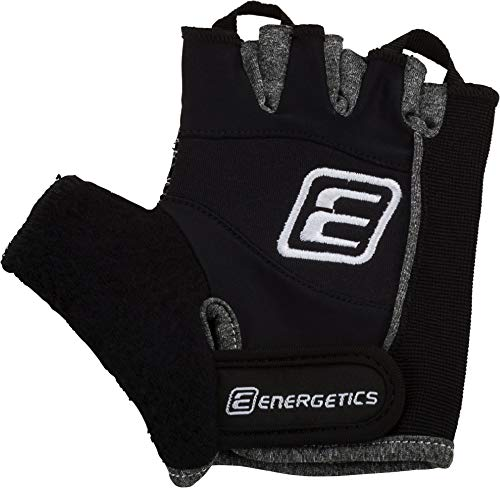 ENERGETICS Damen LFG 310 Handschuhe, Black/Grey, M -