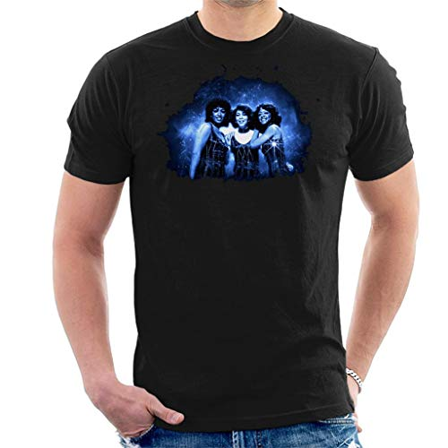 TV Times The Three Degrees Pop Group Men's T-Shirt