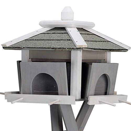 Futterhaus mit Ständer 55810 - 2