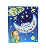 #2: BEST SHOP TWINKLING STARS GLOWING WALL STICKERS-GALAXY STARS