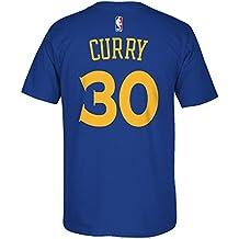 Stephen Curry Golden State Warriors Nba Adidas reproductor camiseta azul, XL