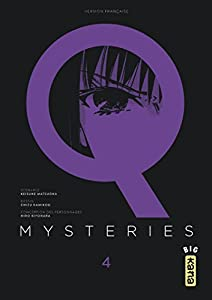 Q Mysteries Edition simple Tome 4