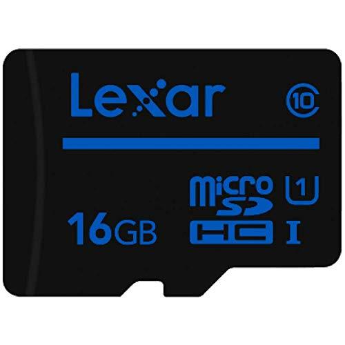 Lexar 16gb Ultra Microsd Class 10 Memory Card