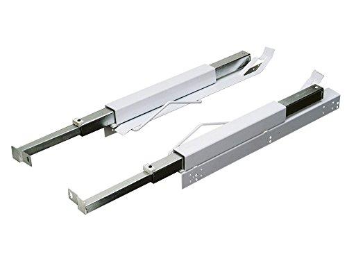 Gilardi Meccanismo per Tavolo Estraibile con Ripiani Sovrapponibili MTE 106 820 mm