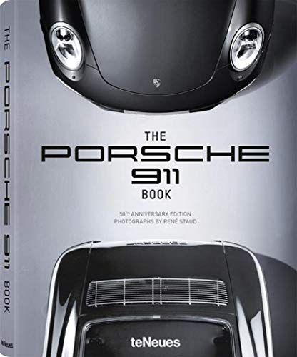 The Porsche 911 Book, Eine Hardcoverausgabe, die die wichtigsten Modelle aus der großen 911-Familie zum 50-jährigen Jubiläum in hellem Glanz ... Russisch) - 25x31,9 cm, 320 Seiten Buch-Cover