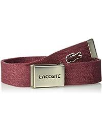 fabc12206 Lacoste Men s Belts Online  Buy Lacoste Men s Belts at Best Prices ...