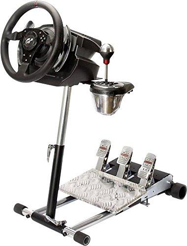 Wheel Stand Pro Lenkrad Halterung T500RS Deluxe V2 Schwarz