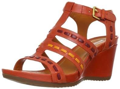 Geox Keil-Sandalette braun EU 40