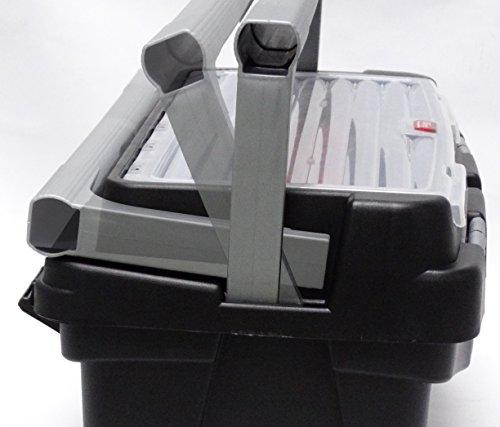 Tayg 450-E Werkzeugkoffer aus Plastik/Aluminium - 4
