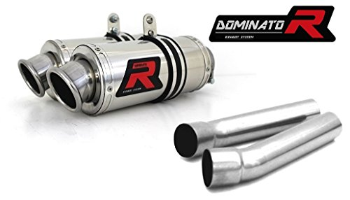 Dominator Auspuff DUCATI MONSTER 600 93-02 + DB KILLER (GP I)