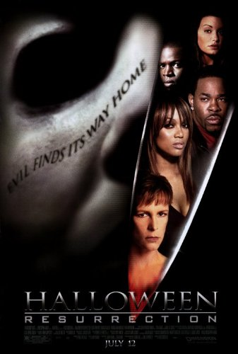 Halloween: Resurrection Plakat Movie Poster (27 x 40 Inches - 69cm x 102cm) (2002)