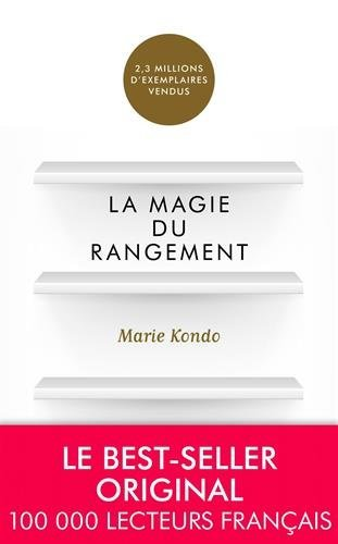 Télécharger La Magie du rangement PDF Livre eBook France
