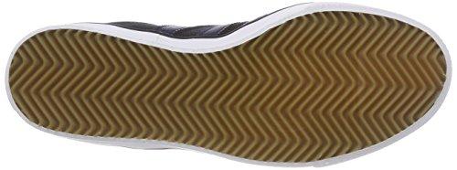 adidas Kiel, Scarpe da Ginnastica Basse Uomo Nero (Core Black/collegiate Navy/footwear White 0)