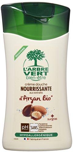 L'Arbre Vert Bien-Etre Crème Douche Argan