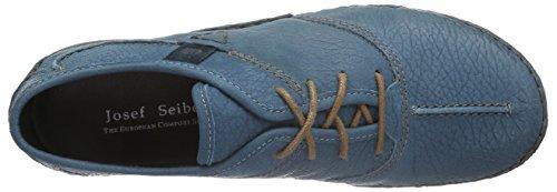 Josef Seibel - Fallon, Chaussures Plates Pour Femmes Bleues (blau (aqua 923))