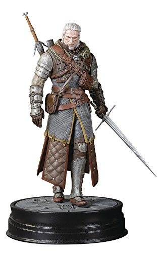 Figur The Witcher 3: Wild Hunt - Geralt 20 cm