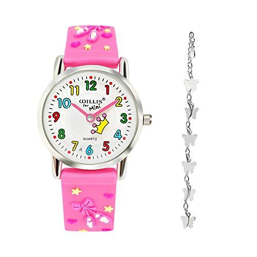 Genial reloj para niñas