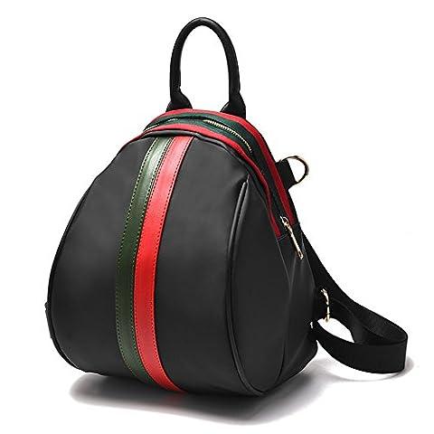 Happy Lily Waterproof Casual Daypack Fashion Purse School Backpack Shoulder Bag Mini Backpack Handbag Crossbody Bag for Women & Girls