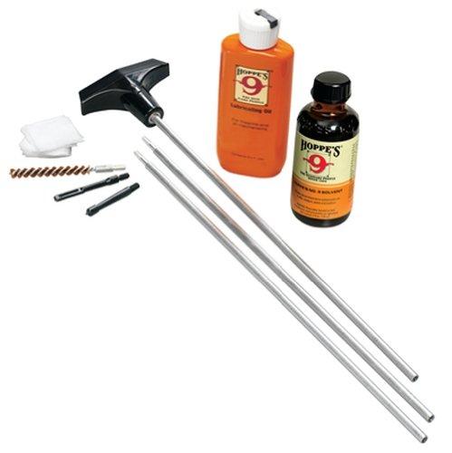 Hoppe's No. 9 Cleaning Kit with Aluminum Rod, 12-Gauge Shotgun -