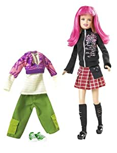 Hannah Montana 2-In-1 Style Lola and Lilly Doll