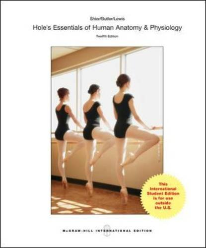 Hole's Essentials of Human Anatomy and Physiology (Int'l Ed)