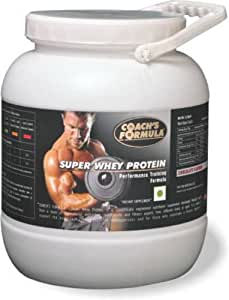 Coach's Super Whey Protein - 2.3 kg (Strawberry)
