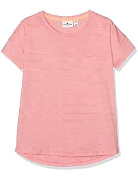 TOM TAILOR Kids Mädchen T-Shirt Basic Striped Tee