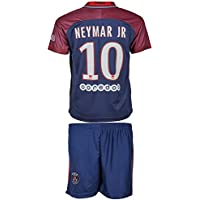 Equipación para niños Paris Saint Germain (2017/18) local y visitante #10