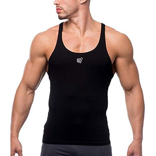 Storerine Sleeveless Hemd-Trägershirt-Bodybuilding-Sport-Fitness-Trainings-Weste der Art- und - Swat Team Kostüm Junge