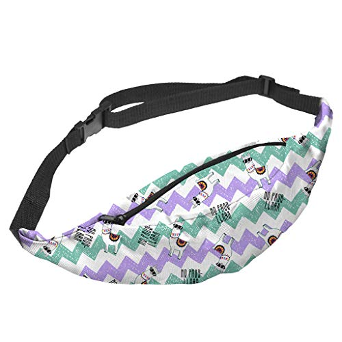 Mitlfuny handbemalte Ledertasche, Schultertasche, Geschenk, Handgefertigte Tasche,Neue Alpaka Tasche 3D Digitaldruck Sporttasche Explosion Umhängetasche -