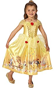 Disney-i-620665s Dream Princess Belle-Disfraz Talla S