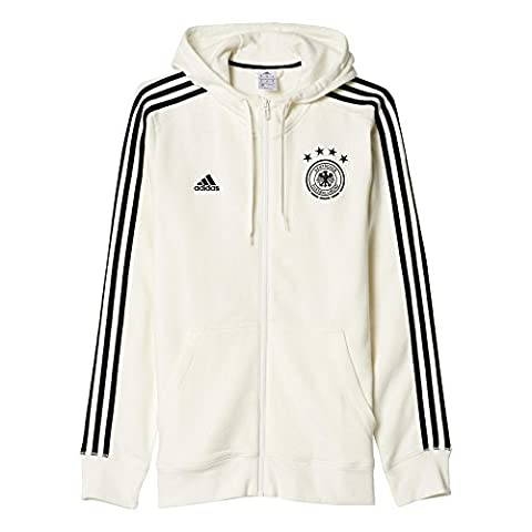 Sweat Training Adidas - Adidas Veste à capuche DFB 3S Zip