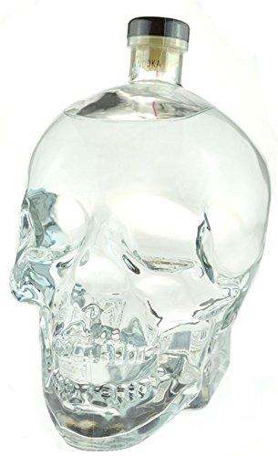 Crystal Head Großflasche mit Geschenkpackung - Vodka aus Kanada