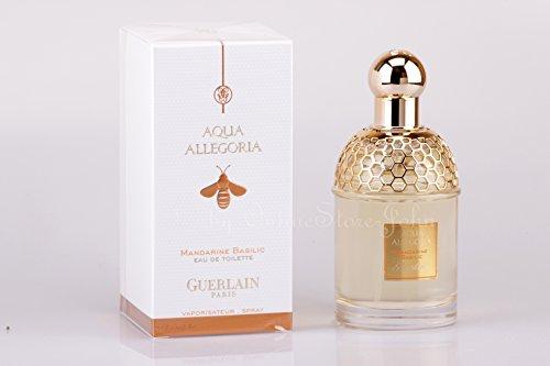 Guerlain Aqua Allegoria Mandarine Basilic Eau De Toilette 100 ml (woman) (Guerlain Mandarine)