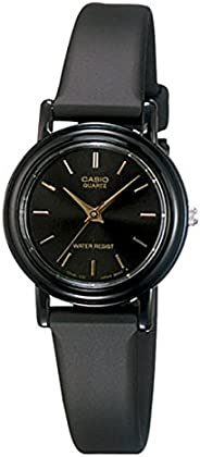 Casio Casual Analog Display Quartz Watch For Women LQ139EMV-1A, Black