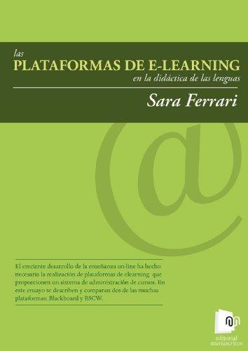 Las plataformas de e-learning en la didáctica de las lenguas por Sara Ferrari