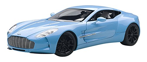 AUTOart- Miniature Voiture de Collection, 70240, Bleu