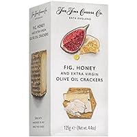 Crackers con Higo, Miel y Aceite de Oliva Virgen Extra 125 gr.
