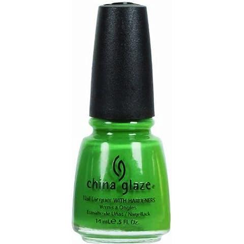 CHINA GLAZE Nail Lacquer - Anchors Away - (China Glaze Nail Lacquer)