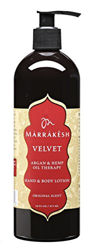 Marrakesh Oil Velvet Original Hand and Body Lotion 473 ml -