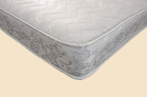 3ft SINGLE PINE BED – NATURAL with LUXURY MATTRESS Kerri Scandinavia