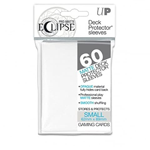 PRO-Matte Eclipse Sleeves - White (60) - SMALL