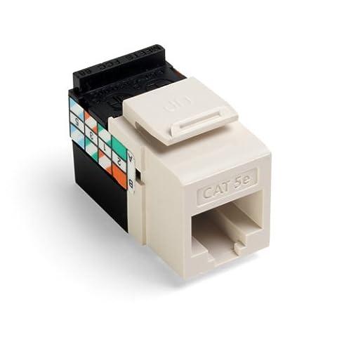 Leviton QuickPort GigaMax 5E connecteur, Cat 5e, 5G108-RT5