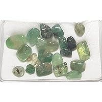 KRIO® - schöne Smaragde/Berylle in Kunststoffdose liebevoll abgepackt preisvergleich bei billige-tabletten.eu