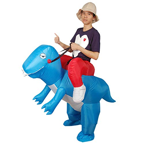 WYAJZHA Grenzüberschreitende Für AliExpress Amazon Ebay Liefern Aufblasbare Dinosaurier Kleidung Hosen Tierhalterungen Requisiten Aufblasbar