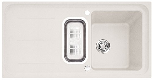 Preisvergleich Produktbild Franke Impact G IMG 651 G Magnolia Fragranit-Spüle Beige Küchenspüle Spülbecken