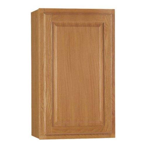 RSI Home Produkte Sales cbkw1830-mo Medium Oak Finish zusammengebaut Wand Schrank, 45,7cm von 76,2cm von 30,5cm -