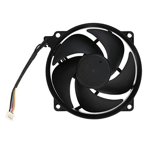 D DOLITY Raffreddamento Per Ventola Di Raffreddamento Controllo Della Temperatura Interna Turbo Per Xbox 360 Slim