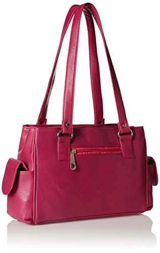 Fantosy Women's Handbag (Pink) (FNB-538)